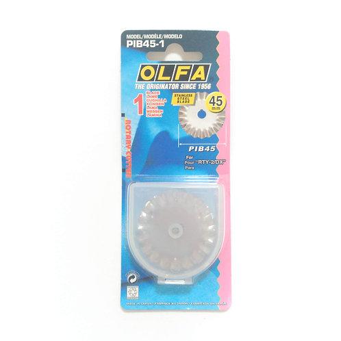 Cuchilla ZigZag 45mm Olfa