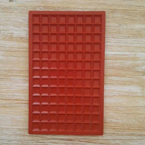 Reposa plancha de silicona grande
