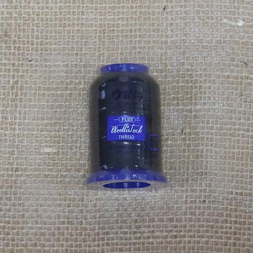 Hilo Woollie Lock Nº99 Fujix azul marino