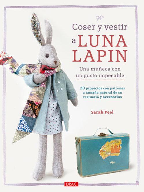 Libro Coser y vestir a Luna Lapin