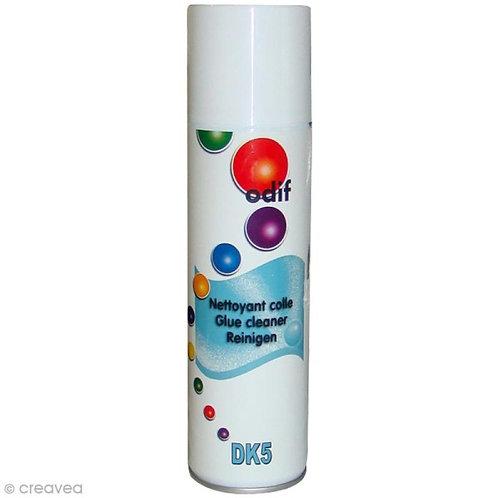 Spray Odif para limpiar pegamentos DK5