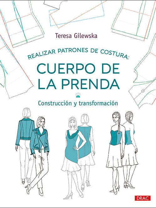Libro Realizar patrones de costura Teresa Gilewska