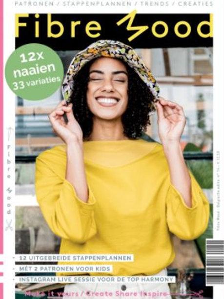 Revista Fibre Mood 14  en español