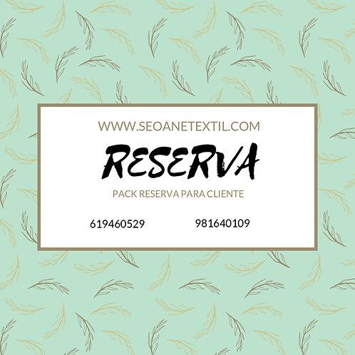 PACK KILO DE GOMA 5 MM BLANCA RESERVADA