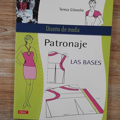 Libro patronaje las bases Teresa Gilewska