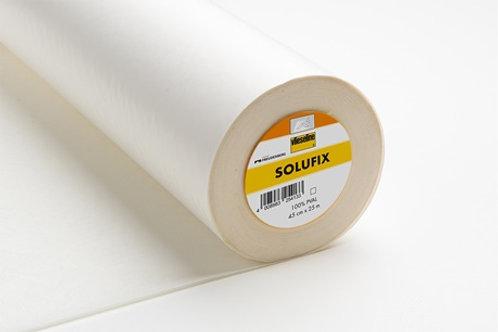 Entretela Solufix soluble y adhesiva ancho 45 cm / 50CM