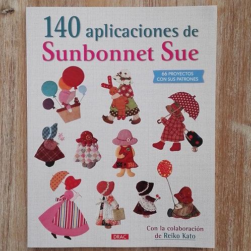 Outlet libro 140 aplicaciones Sunbonnet