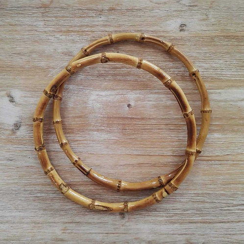 Asas de bambú