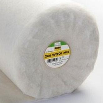 Guata Wool Mix 266 80 % lana Ancho 1.48/ 50cm