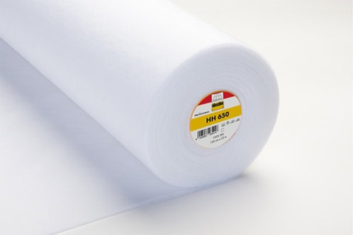 Guata HH650 doble cara Vlieseline ancho 1.50  precio  50 cm