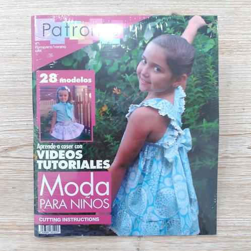 Revista Patrones infantiles Nº1