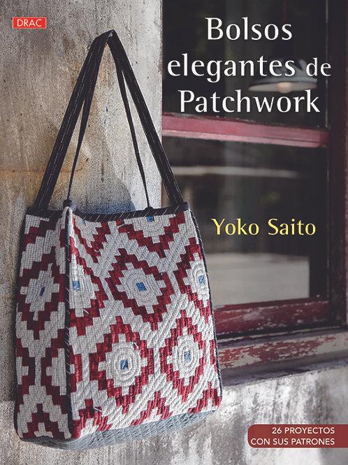 Libro Bolsos elegantes de patchwork