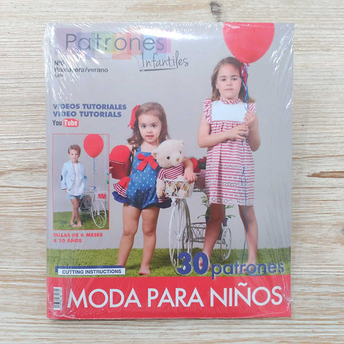 Revista Patrones infantiles Nº6