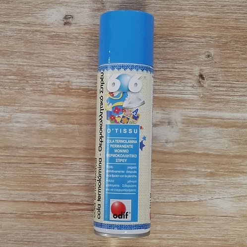 Spray Odif 606 cola permanente termofijable (dostamaños)