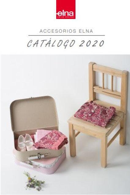 Catalogo de accesorios Elna 2020