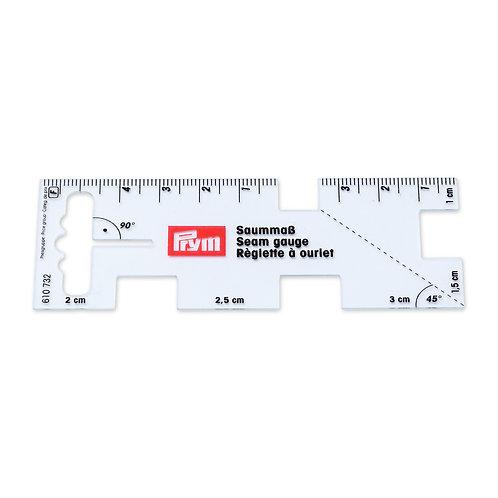 Regla para medir costuras Prym