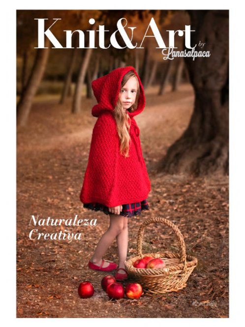 Revista Knit & Art nº2 de  LanasAlpaca