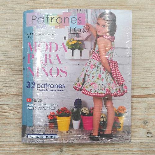 Revista Patrones infantiles Nº9