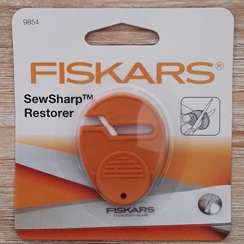 Afilador Fiskars para tijeras pequeñas
