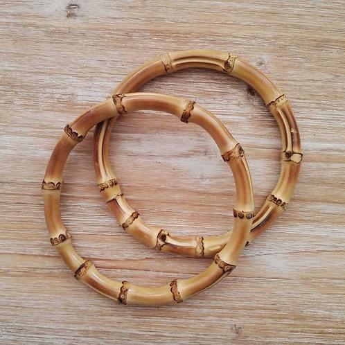Asas de bambú pequeñas