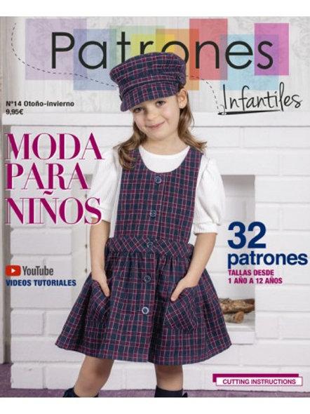 Revista Patrones infantiles nº 14