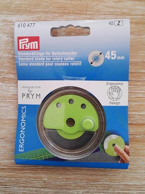 Cuchilla recambio cutter ergonómico Prym lisa