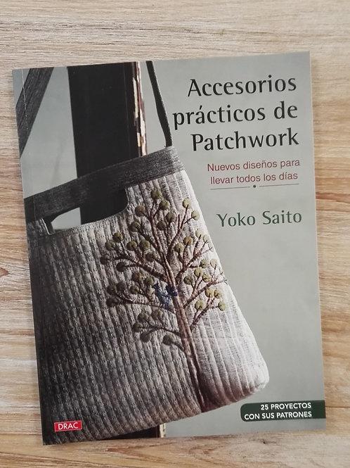 Libro Accesorios prácticos de Patchwork