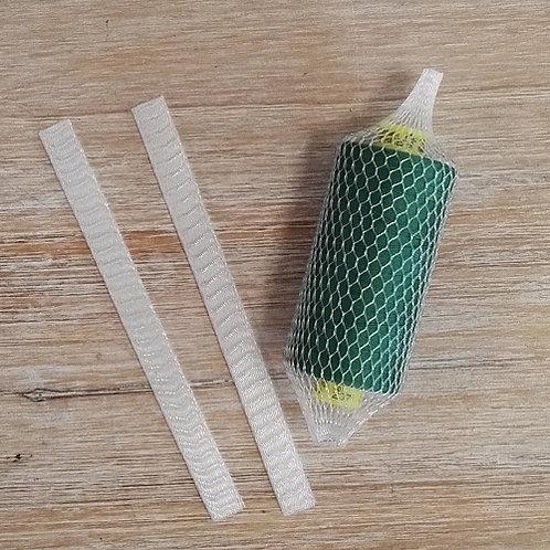 Malla protectora para hilo 13 cm .Unidad