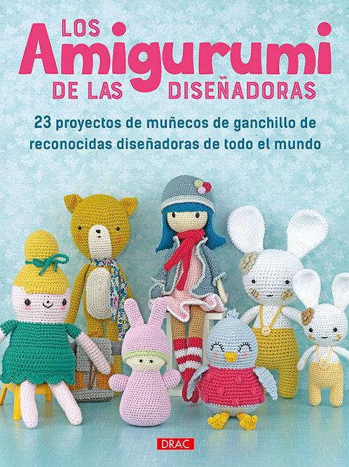 Libro Amigurumis de las diseñadoras
