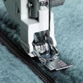 Prensatela solo base Elna Original  cremallera 9 mm