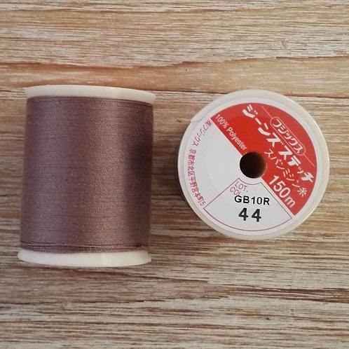 Hilo Fujix  Jeans Stitch color 44 topo