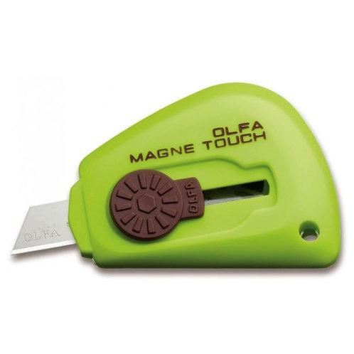 Cutter mini Olfa magnético de bolsillo