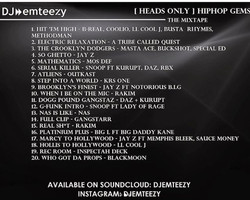 Hiphop mixtape 1