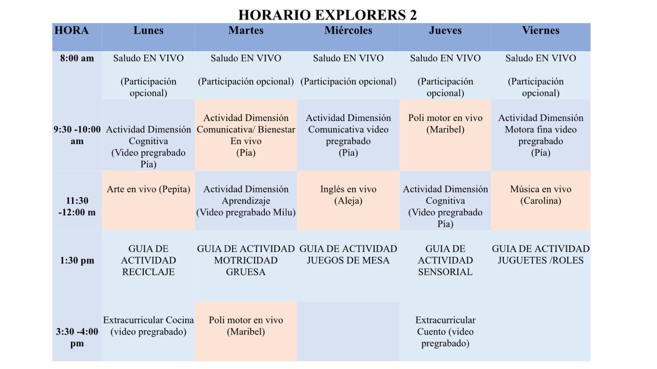 Explorers 2