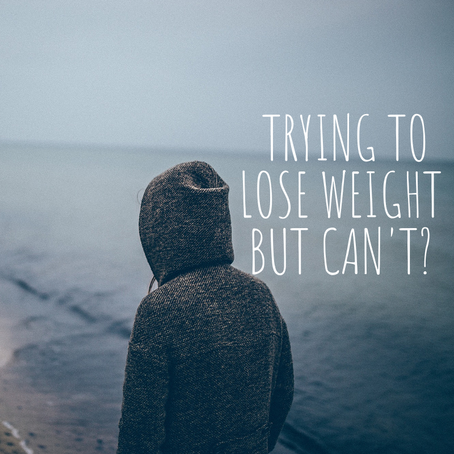 Why can't I lose weight? Are dietary supplements right for me?