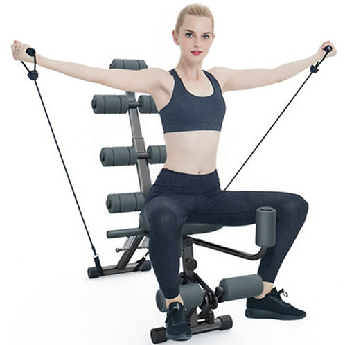 Gym Equipment Gym Multi-Functional Home Fitness Adjustable Weight Bench