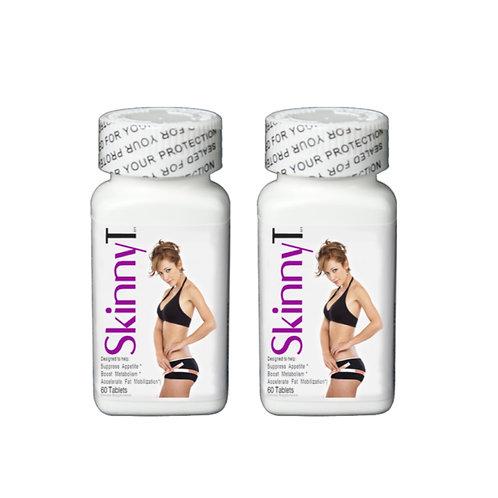 SkinnyT - 2 month Supply Value Pack
