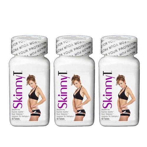 SkinnyT - 3 month Supply Value Pack