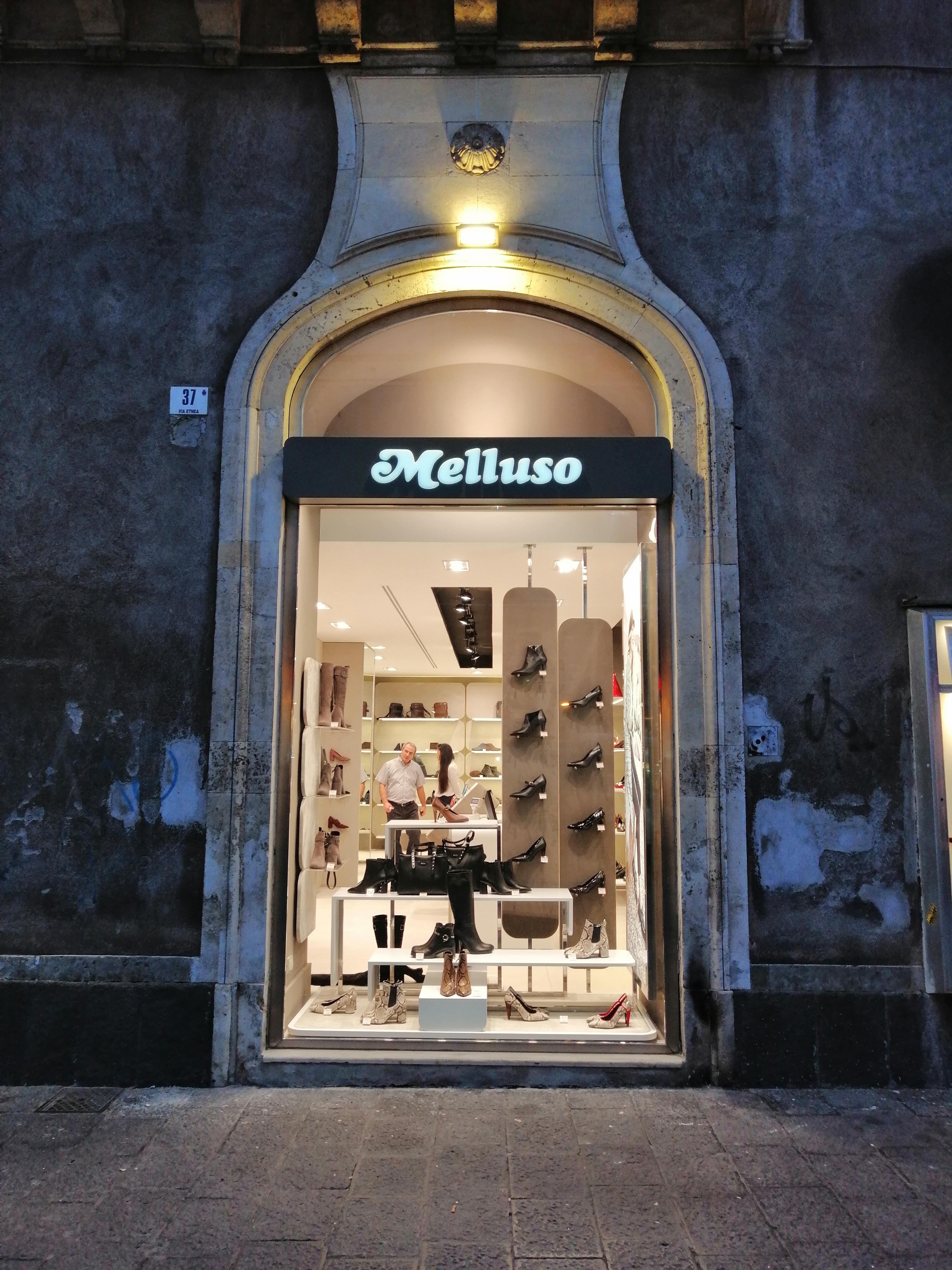 Melluso Catania via Etnea