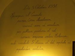 OSTERIA BONADIES giarre 2001