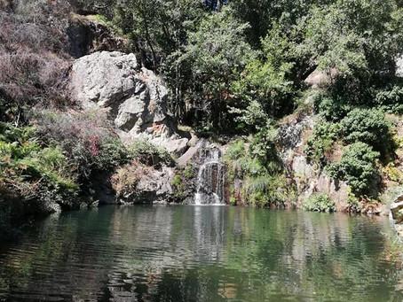 Pego da Rainha Waterfall
