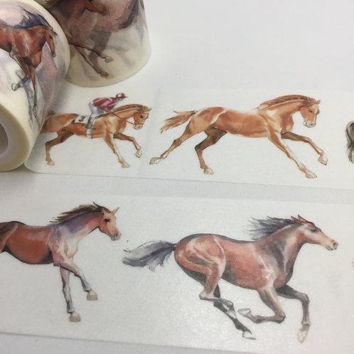 Wide Horses 40mm