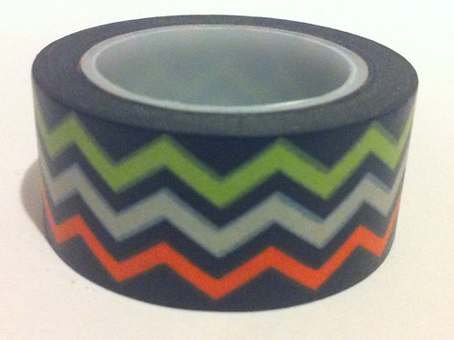 Wide Licorice Zigzag 20mm