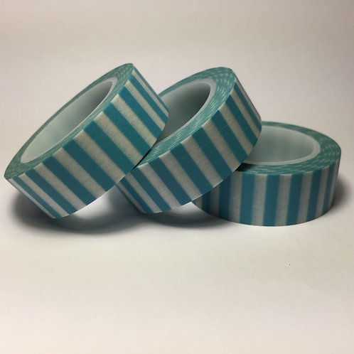 Blue Wide Stripe 15mm