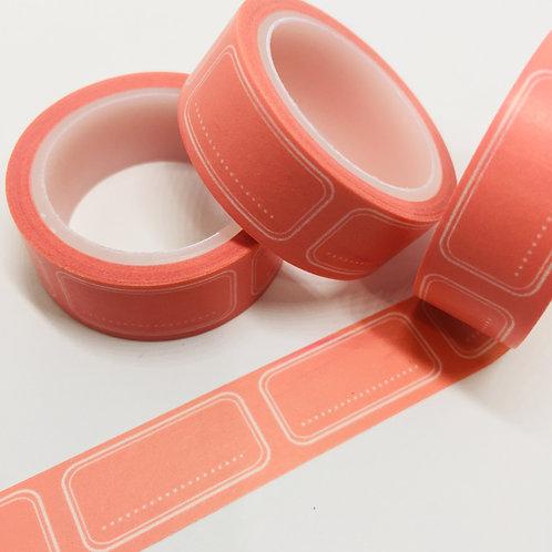 SUPER VALUE Pink Zinc Planner Boxes 15mm