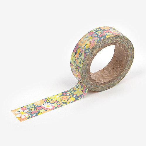 Dailylike Washi Tape - A Tiny Flower - Dreamlike 15mm