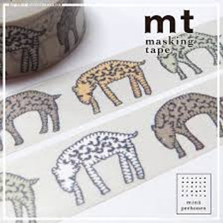 MT Masking Tape x Mina Perhonen - Count Pale Mix MTMINA28