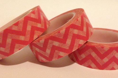 Pink Zigzag
