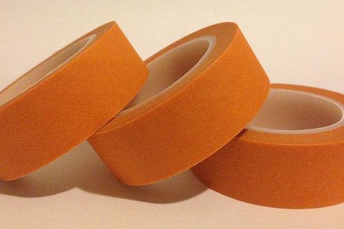 Solid Colour Mandarin 15mm