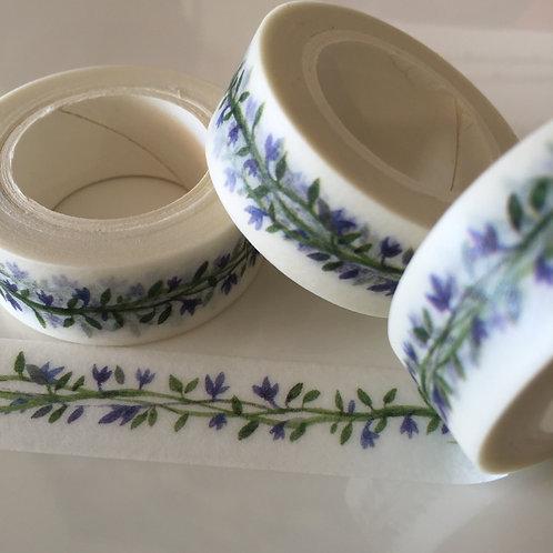 Floral Vine Lavender 15mm